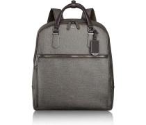 Sinclair Odell Rucksack 40 cm Laptopfach earl grey