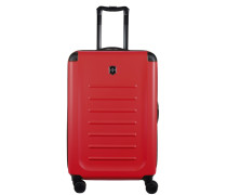 Spectra 2.0 4-Rollen Trolley 68 cm red
