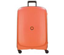 Belmont 4-Rollen Trolley 82 cm orange