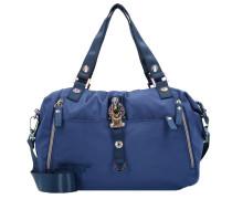 Cotton Candy Handtasche 26 cm navy rainbow