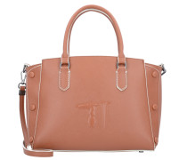 Melissa Handtasche 31 cm leather (painted edge whi