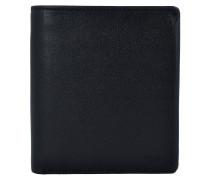 Nassau Geldbörse RFID Leder 11 cm