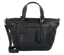 Coventry Handtasche 43 cm Leder black