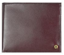 Daily Basis Geldbörse Leder 12 cm brown