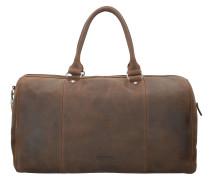 Salisbury Weekender Reisetasche Leder 50 cm braun