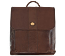 Story Uomo City-Rucksack 38 cm marrone
