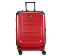 Spectra 2.0 Expandable 4-Rollen Trolley 69 cm red
