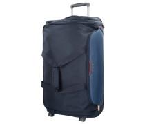 Dynamore Upright 2-Rollen Reisetasche 77 cm blue