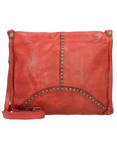 Campomaggi Damen Tracolla Umhängetasche Leder 23 cm rosso Unter 50 Dollar Offizielle Günstig Online Verkauf 100% Original bks3OcJo