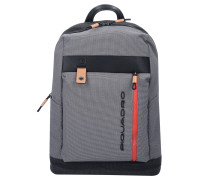 Blade Business Rucksack 41 cm Laptopfach grey