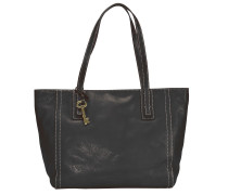 Emma Shopper Leder 32 cm black