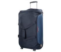 Dynamore Upright 2-Rollen Reisetasche 67 cm blue