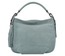 Chelsea Baby Aisha Shopper Tasche Leder 35 cm jade
