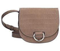 Uptown Sada Mini Bag Umhängetasche Leder 16 cm nutmeg
