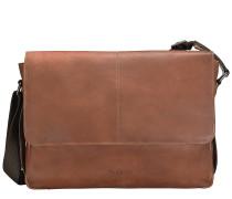 Grinta Messenger Leder 40 cm Laptopfach