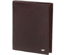 Basic Geldbörse Leder 9,5 cm