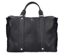 Soho Elka Handtasche Leder 45 cm black