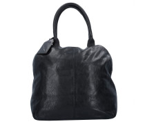 Lowden Handtasche Leder 38 cm black