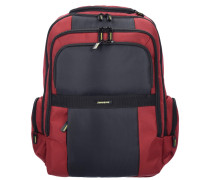 Infinipak Business Rucksack 47 cm Laptopfach red black