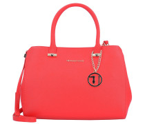 Levanto Ecosaffiano Tote Bag Handtasche 34 cm red