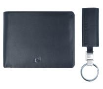 Touch Geldbörse und Schlüsseanhänger Leder 12,5 cm
