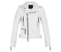 Nappa biker jacket AMELIA