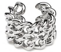Brass metal ring POPPY
