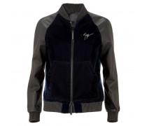 Dark blue bomber jacket LANCE