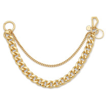 Gold-plated metal chain LEVY