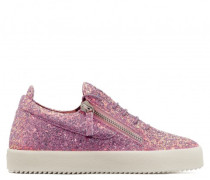 Glitter low-top sneaker CHERYL GLITTER
