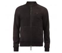 Black suede jacket JAXON