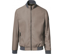Funnel Collar Blouson