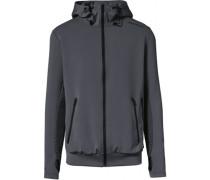 Hooded Sweat Jacket