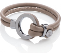 Bracelet Leather Bound
