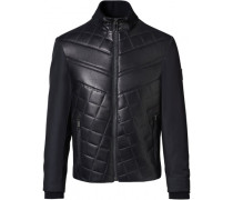 Quilted Mix Jacket