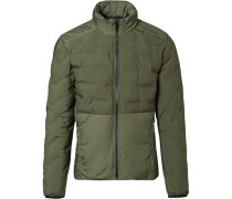 Lightweight Graphic Padded Jacket