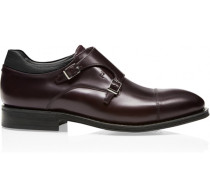 Business Casual GY Calf Double Monk