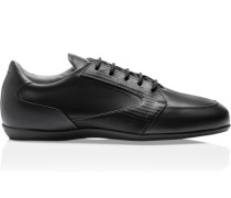 New York Nappa Carbon Schuh