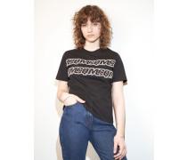 Band-T-Shirt Hyper McQ Repeat