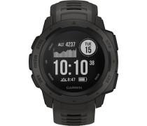 Garmin Instinct Tundra Herren Smartwatch Schwar...