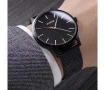 MVMT Herren Uhr Series Black Rose MT01-BBRG Mov...