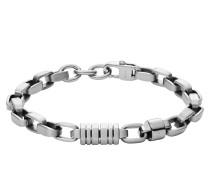 Herrenarmband JF02876998 Edelstahl Silber