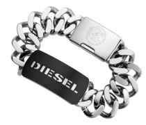 Herrenarmband DX0019040 Edelstahl Silber