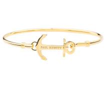 Armreif Anchor Cuff IP Gold PH-BA-A...