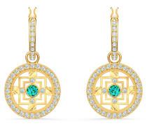 Symbolic Mandala Kreolen, grün, vergo...