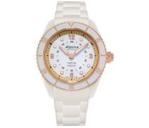 Alpina Comtesse Horological Smartwatch Weiß/Ros...