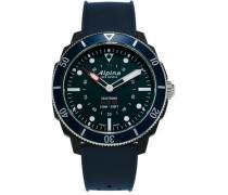 Alpina Seastrong Horological Smartwatch Navybla...
