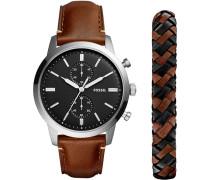 Herrenuhr und Armband FS5394SET