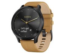 Garmin Herrenuhr Smartwatch Vivomove HR Premium...