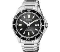 Citizen Herrenuhr Eco-Drive Diver Watch BN0190-82E